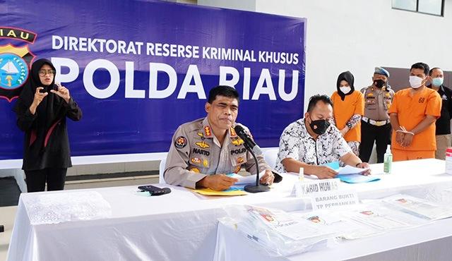 Polda Riau